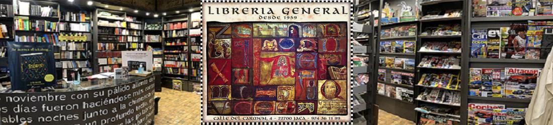 Librería General de Jaca – Portada