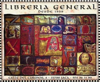 Librería General de Jaca – Barra Lateral Noticias